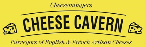 The Cheese Cavern Logo